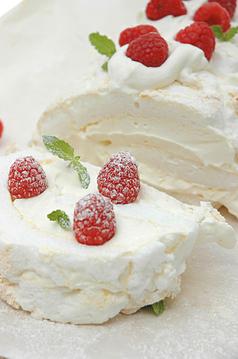 budget custard and caramel pavlova for end of the month blues easy cooking