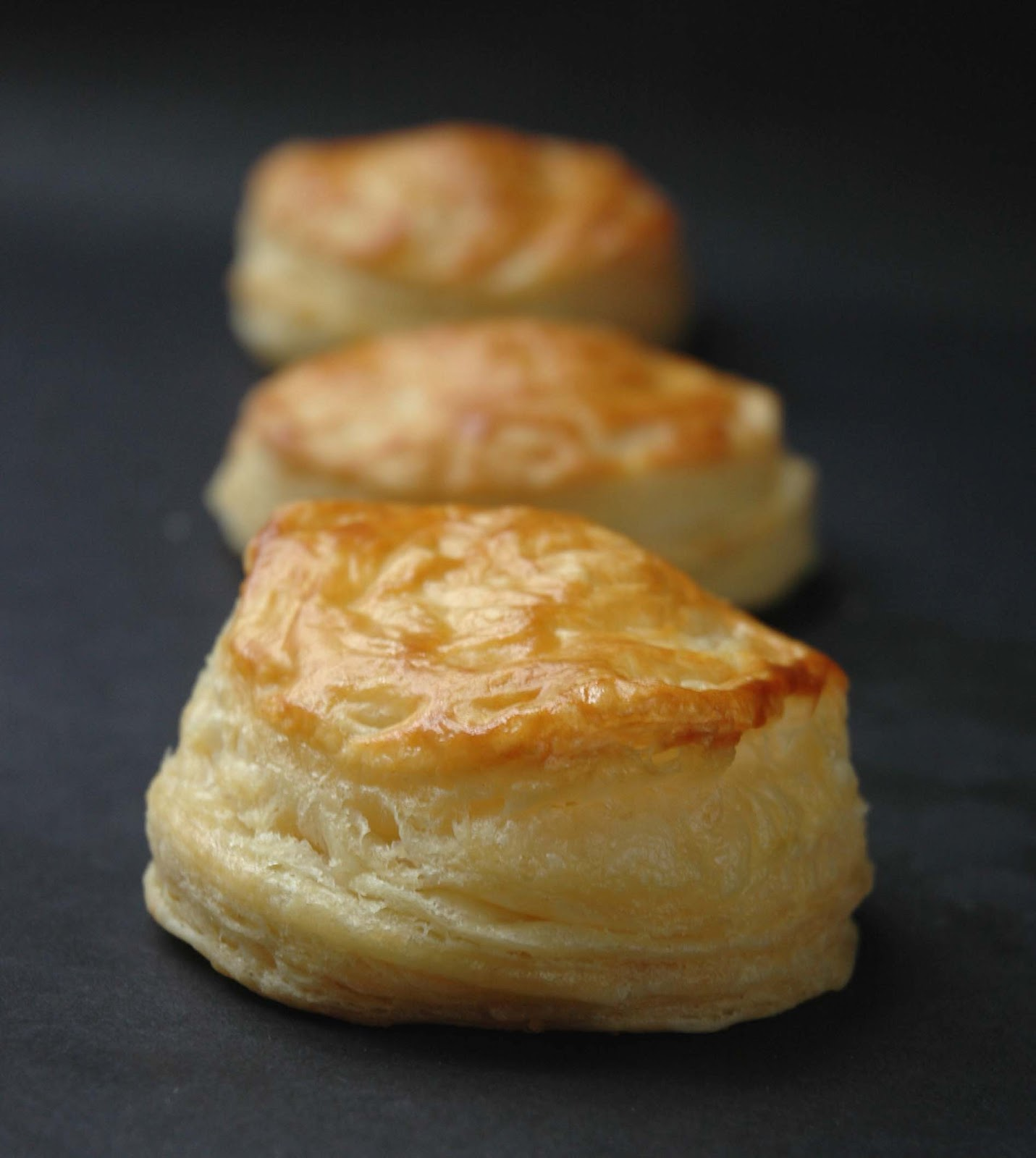 Homemade Puff Pastry on RSG | Easy Cooking